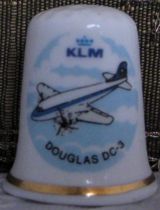 KLM Douglas
